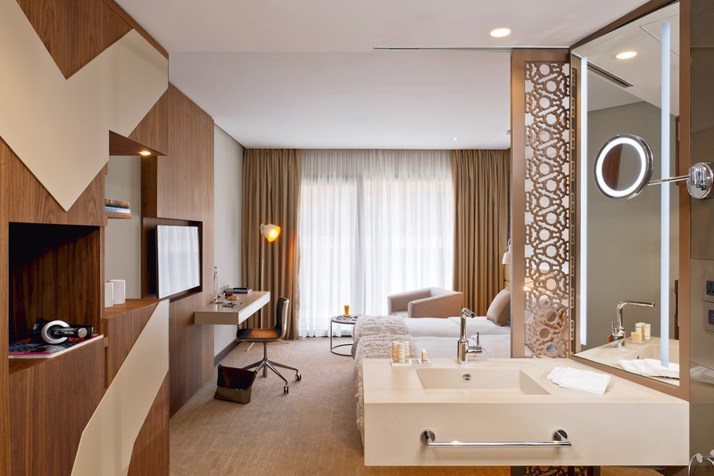 Newsroom - Press release - Atelier Pod designed the guest rooms of the new Radisson Blu in Marrakech - Atelier Pod