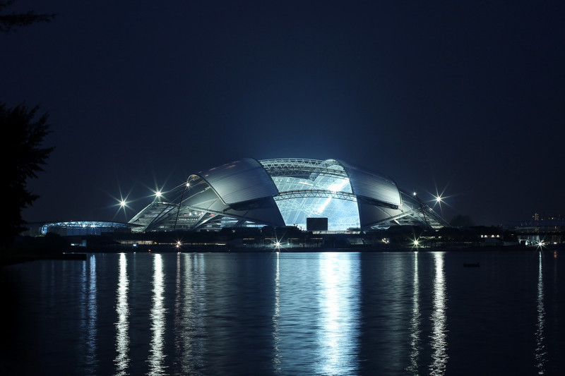 Press kit - Press release - Singapore National Stadium - Arup Associates