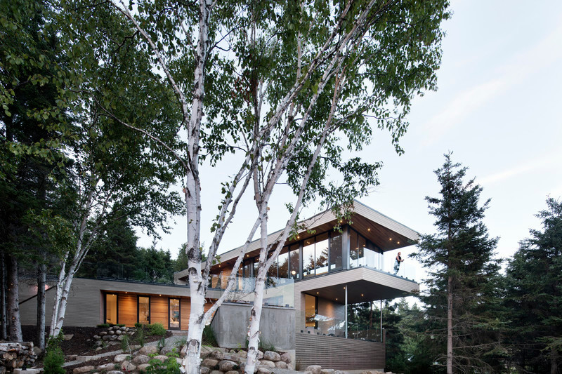Newsroom - Press release - Altaïr house - Bourgeois / Lechasseur architects