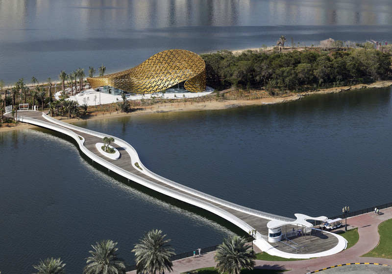 Press kit - Press release - Butterfly Pavilion – Noor Island - 3deluxe