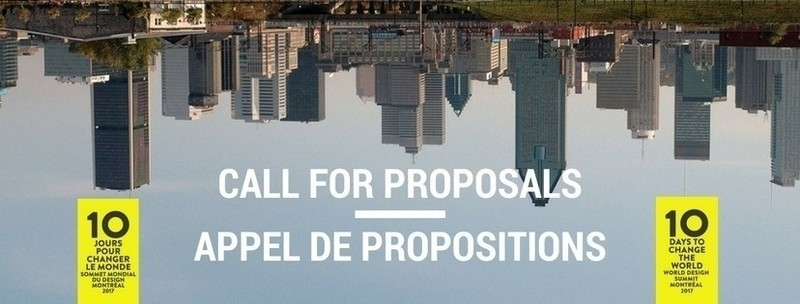 Newsroom - Press release - Call for Proposals for the World Design Summit - World Design Summit Organization (WDSO)
