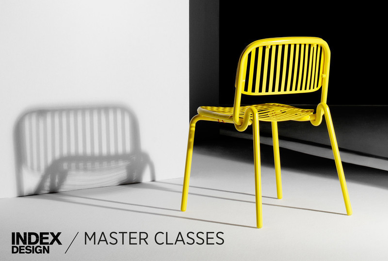 Dossier de presse - Communiqué de presse - Master Classes 2018 - Index-Design