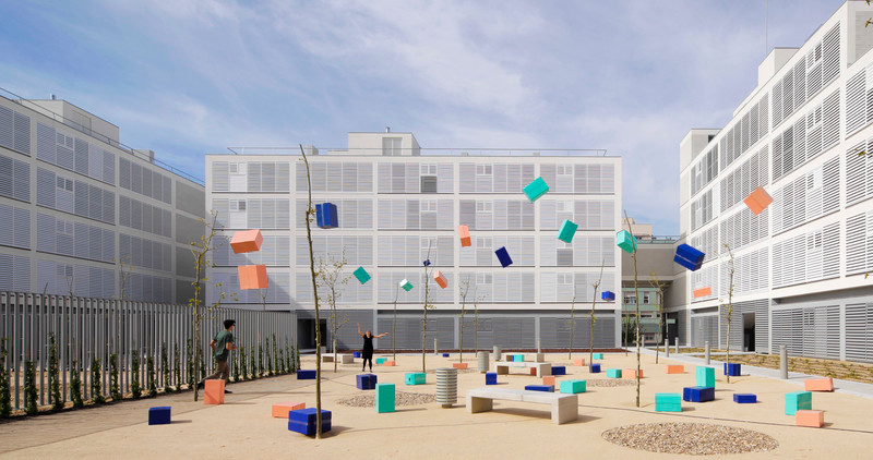 Newsroom - Press release - Spanish Architecture Takes Over Manhattan - Spanish Biennial of Architecture and Urbanism