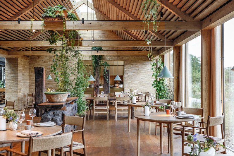 Dossier de presse - Communiqué de presse - An Intimate Look Inside the New noma - A Restaurant Village Designed by BIG - BIG - Bjarke Ingels Group