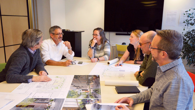 Press kit - Press release - Members of Dan Hanganu's Team Join EVOQ Architecture - EVOQ Architecture