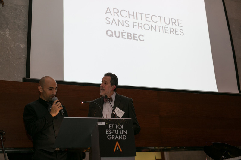 Newsroom - Press release - EDA Will Become Architecture Without Borders Quebec - Architectes de l'urgence et de la coopération