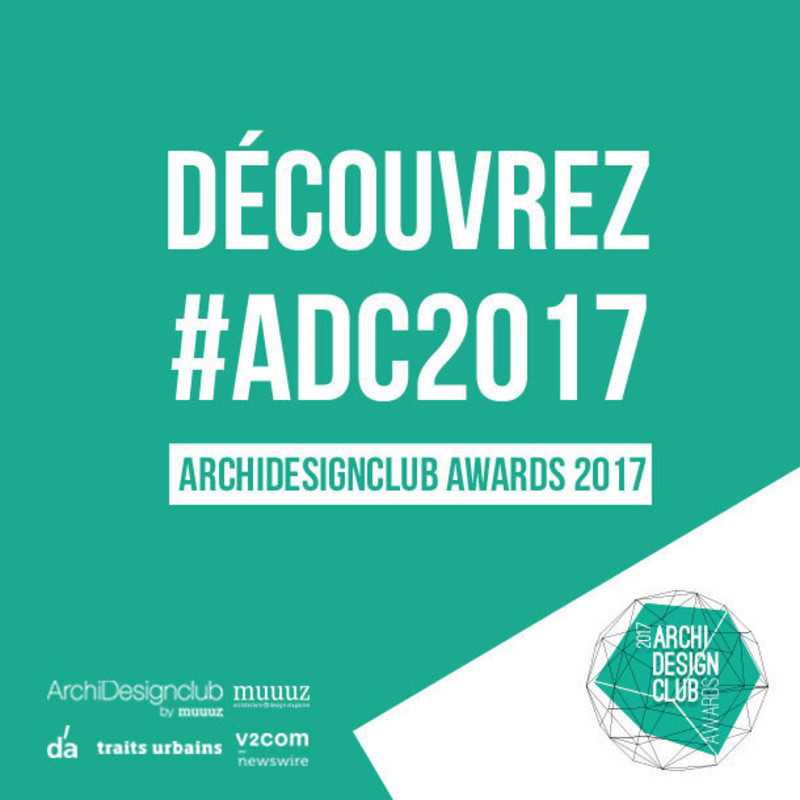Newsroom - Press release - The Fourth Edition of the ArchiDesignclub Awards Has Been Launched - ArchiDesignclub by Muuuz