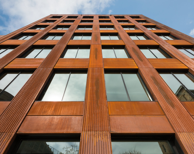 Newsroom - Press release - Minneapolis Claims The First Modern Mass Timber Office Building in the U.S. - MGA | MICHAEL GREEN ARCHITECTURE