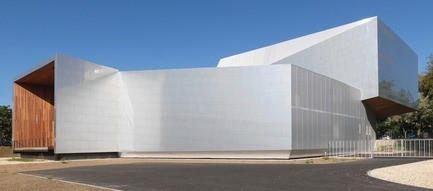 Newsroom - Press release - Modern Music Centre - Hérault Arnod Architectures