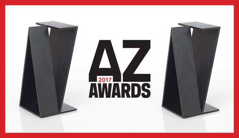 Press kit - Press release - AZURE Reveals the Winners of the 2017 AZ Awards - AZURE