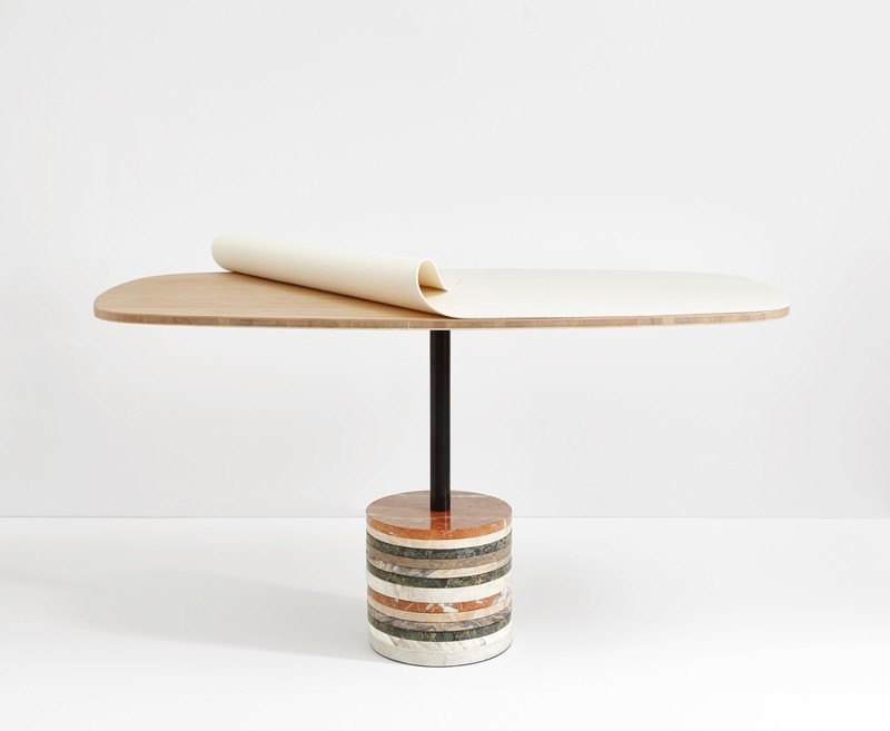 Newsroom - Press release - Beauparlant Announces Launch Of Their Stone Base Table - Beauparlant