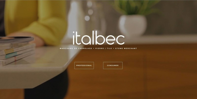 Newsroom - Press release - Italbec Launches Its New Website - Italbec