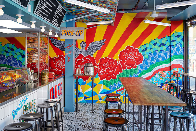 Newsroom - Press release - Multidisciplinary Studio +tongtong Designs Torteria San Cosme, the Mexican Sandwich Shop in the Heart of Kensington Market - +tongtong