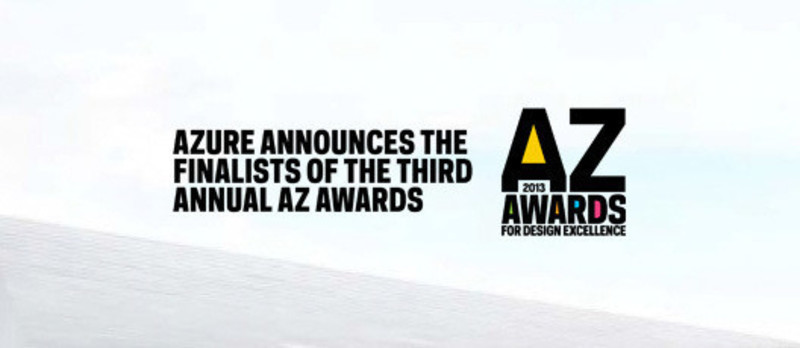 Press kit - Press release - Azure announces the finalists of the third Annual Az Awards - Azure Magazine