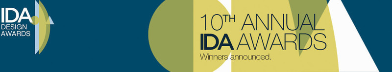 Press kit - Press release - 10th Annual International Design Award Winners Announced - IDA International Design Awards