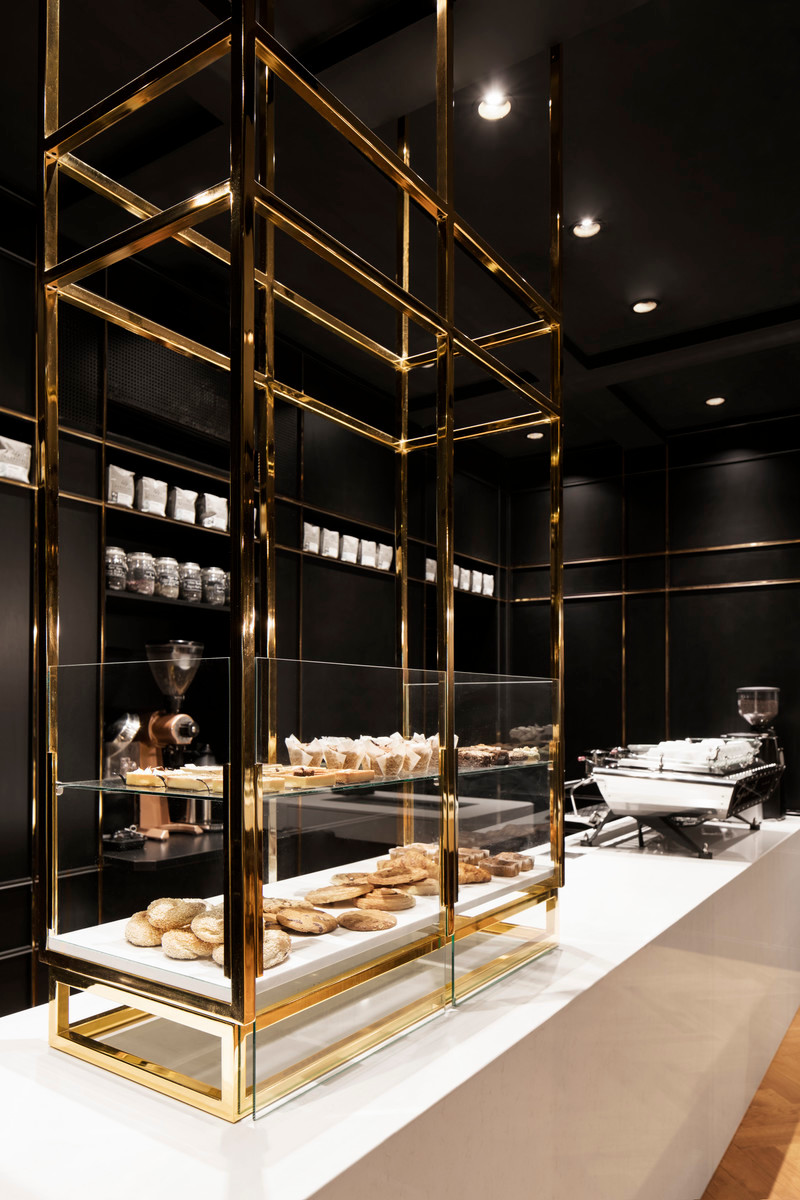 Newsroom - Press release - The Standard Café - Jean de Lessard, Designers Créatifs