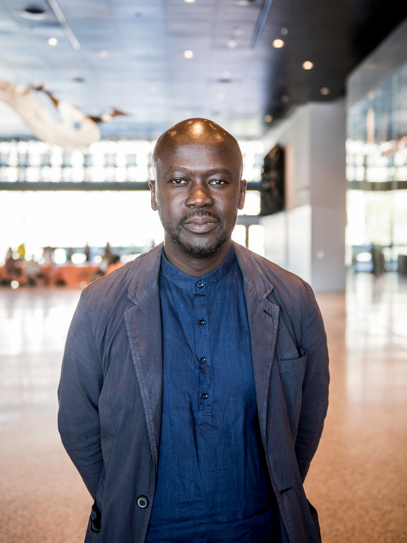Newsroom - Press release - Sir David Adjaye Featured at Dwell on Design 2017 - Dwell on Design