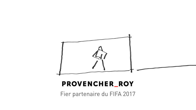 Press kit - Press release - 2017International Festival of Films on Art - Provencher_Roy