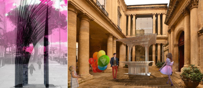 Newsroom - Press release - The pavilions 2013 - Association Champ Libre - Festival des Architectures Vives (FAV)