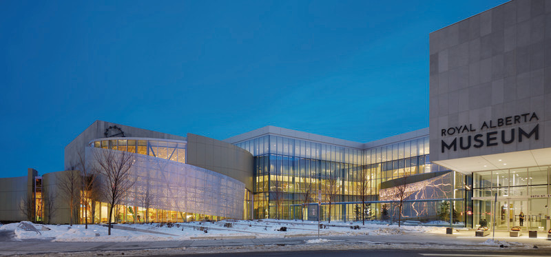 Newsroom - Press release - Discover the new Royal Alberta Museum - DIALOG