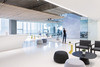 Dossier de presse - Communiqué de presse - DIALOG designs 'CapCalm', a Zen office space for Capcom's Vancouver Head Quarters - DIALOG