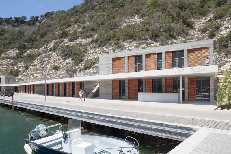 Newsroom - Press release - L'Ortu Duzzi Project - Buzzo Spinelli Architecture