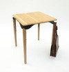 Press kit - Press release - Trapesi - The Bistro Table Reimagined - Phebos Xenakis