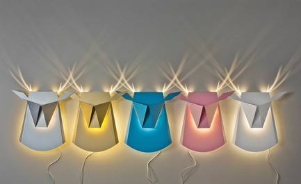 Press kit - Press release - Popup Lighting - When Light Meets Art - Popup Lighting Designs