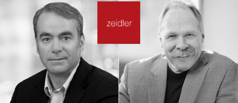 Press kit - Press release - New Leadership at Zeidler's Calgary office by Zeidler Partnership Architects - Zeidler Partnership Architects