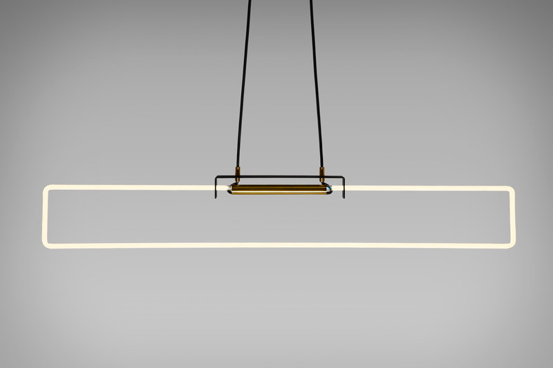 V2com newswire design architecture lifestyle press for Kit suspension luminaire