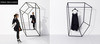 Press kit - Press release - +tongtong launches the Les Ailes Noires clothing rack collection inspired by line drawings - +tongtong