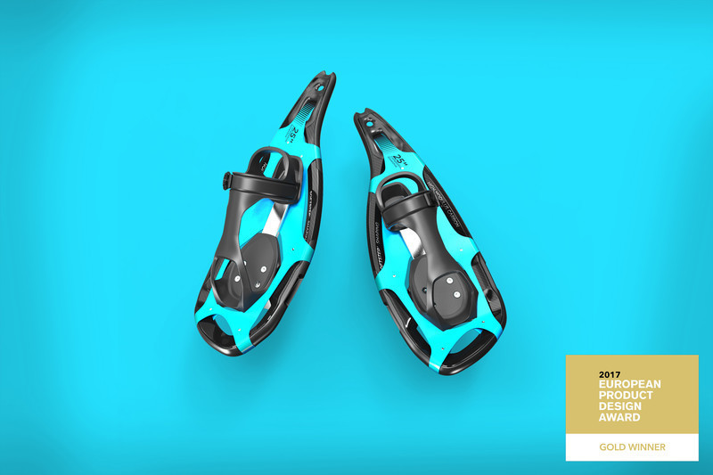 Press kit - Press release - Bobcat Carbon Fiber Snowshoes - Benjamin Miller