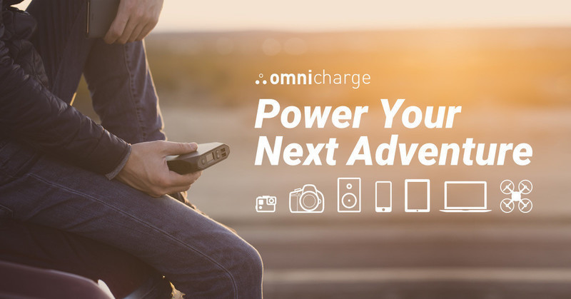 Press kit - Press release - Omnicharge - Omnicharge
