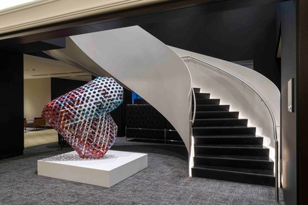 Newsroom - Press release - Fairmont the Queen Elizabeth Unveils Its New Art Collection - Over 123 Works by 37 Contemporary Artists - Fairmont The Queen Elizabeth, MASSIVart Collection and Sid Lee Architecture
