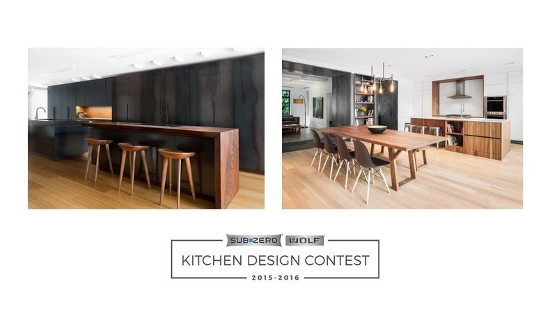 Press kit - Press release - Sub-Zero and Wolf Announce 2015-2016 Kitchen Design Contest Finalists - Sub-Zero & Wolf