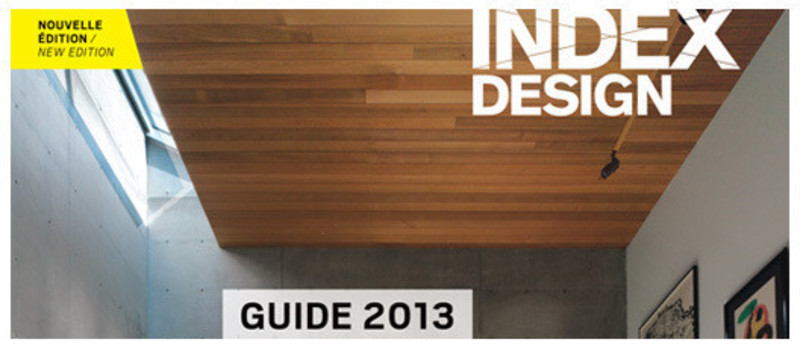 Newsroom - Press release - Index-Design launch the fourth edition of theGuide des designers d'intérieur du Québec - Index-Design