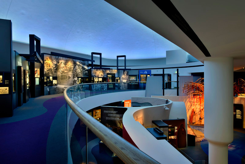 Newsroom - Press release - Lightemotion Illuminates the Canadian Museum of History - Lightemotion
