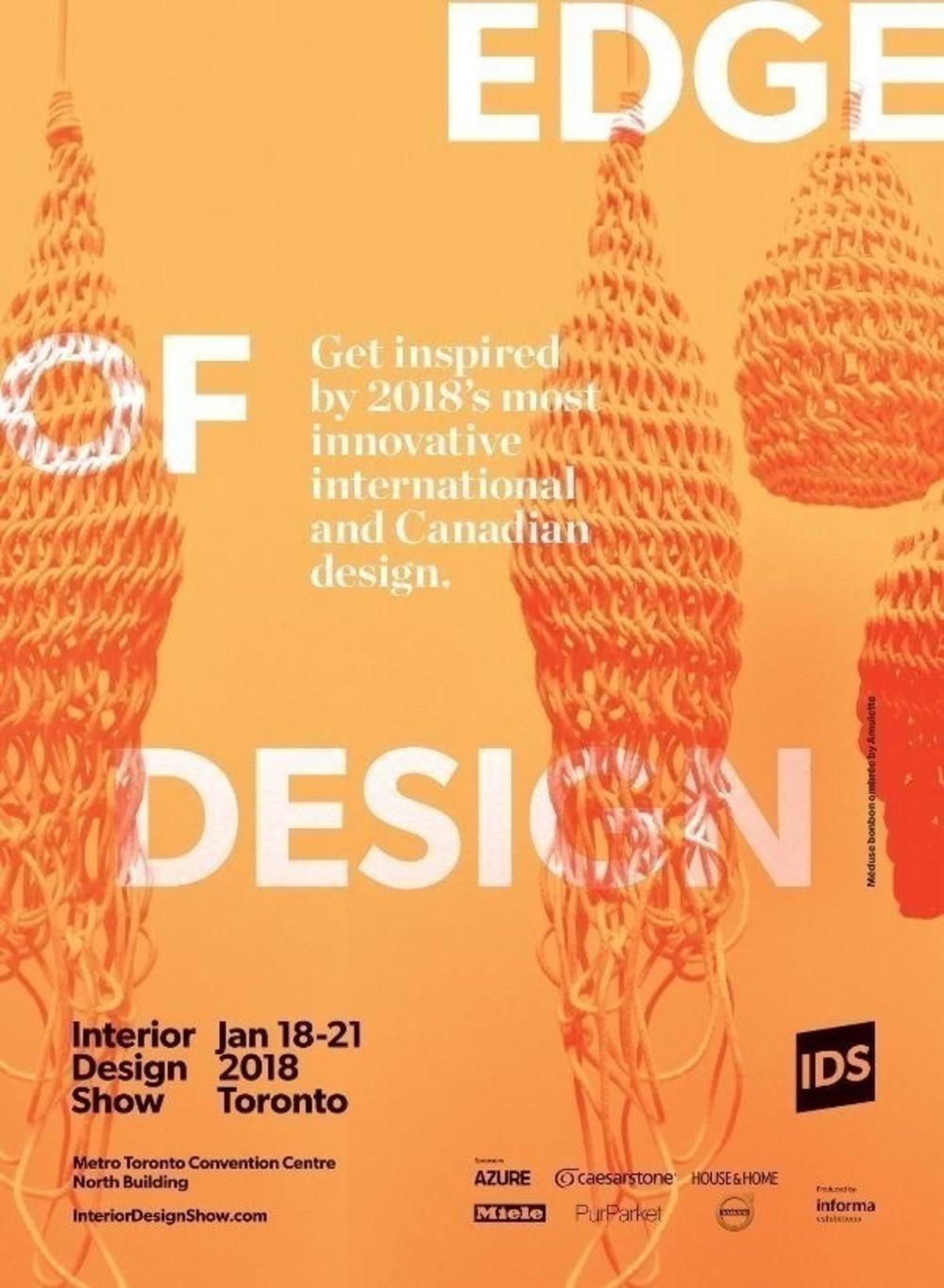 V2com Newswire, Design   Architecture   Lifestyle   Press Kit   2018 Design  Trends Come Alive At IDS18   Interior Design Show (IDS)