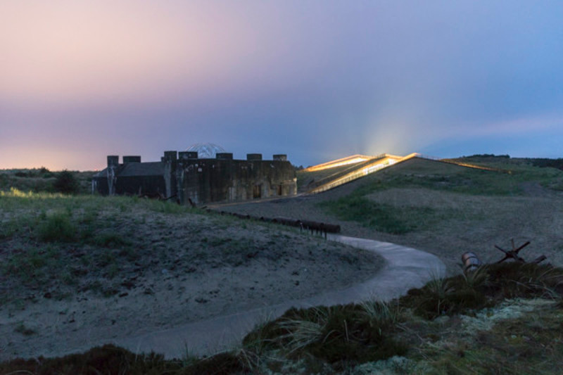 Press kit - Press release - TIRPITZ, a 'Hidden Museum' on Danish West Coast - BIG - Bjarke Ingels Group and Tinker imagineers