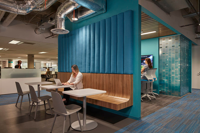 Press kit - Press release - HGA San Francisco Unveils RealPage Headquarters - HGASan Francisco