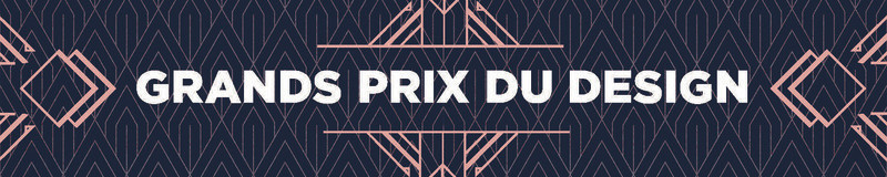 Newsroom - Press release - 11th GRANDS PRIX DU DESIGN Awards Winners Announced - Agence PID