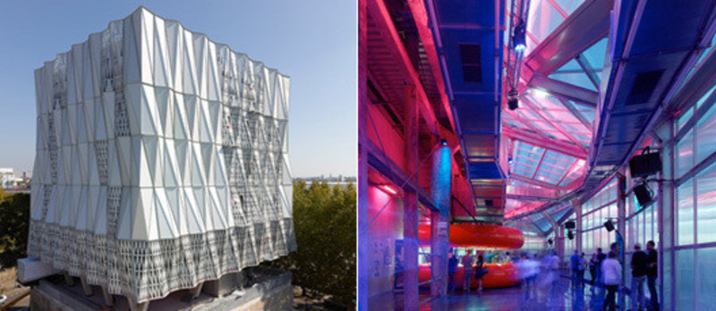 Newsroom - Press release - La Fabrique, art lab(s) and cultural centre in Nantes - Tetrarc