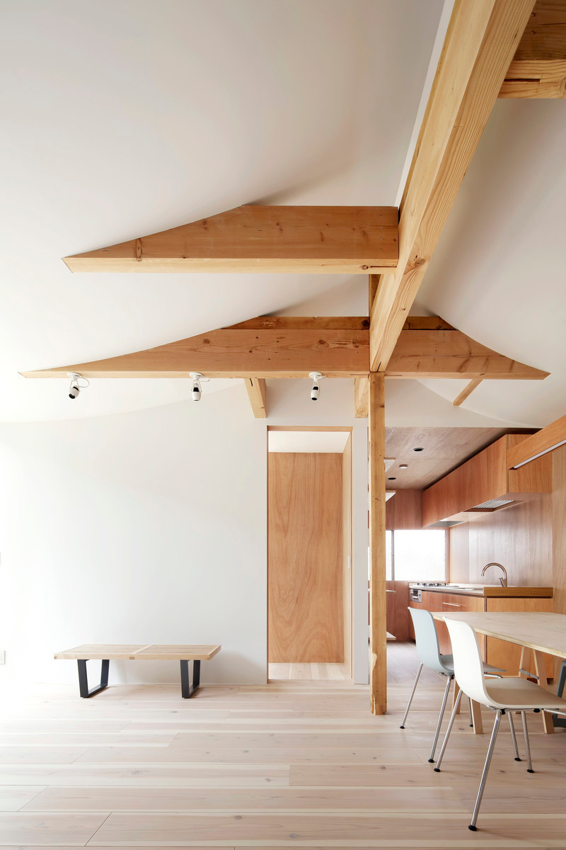 Newsroom - Press release - House for Four Generations - tomomi kito architect & associates