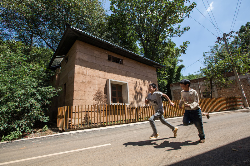Dossier de presse - Communiqué de presse - Post-Earthquake Prototype House is Crowned World Building of The Year 2017 at the WAF - World Architecture Festival (WAF)