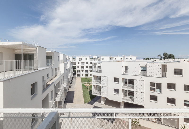 Newsroom - Press release - M GRUND - Social Housing in Vienna - NERMA LINSBERGER ZTGMBH