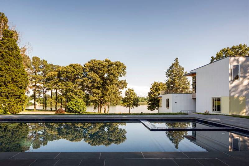 Newsroom - Press release - Deep Point Road House - BFDO Architects
