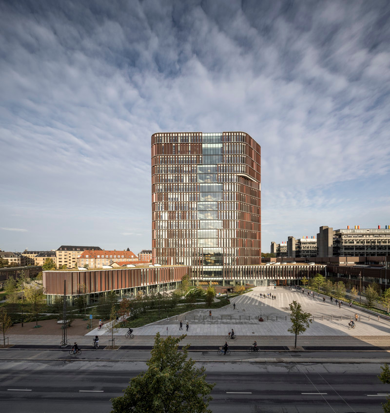 Newsroom - Press release - The Maersk Tower - C.F. Møller Architects