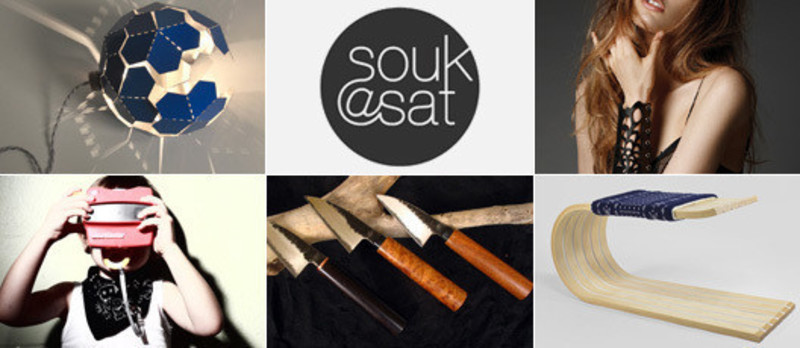 Press kit - Press release - souk @ sat | take 9 | 2012 - Society for Arts and Technology (SAT)