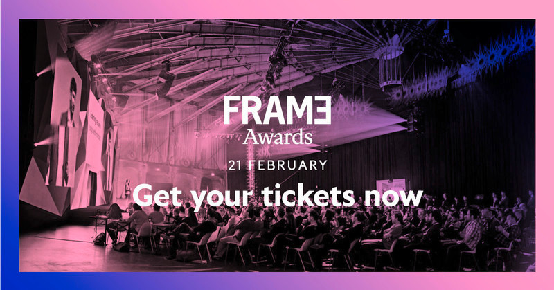 Newsroom - Press release - Announcing the Nominees of the Frame Awards 2018 - Frame