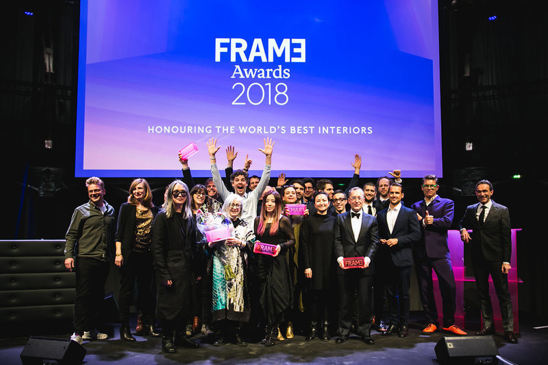 Press kit - Press release - Frame Awards 2018 Winners Announced In Amsterdam - Frame